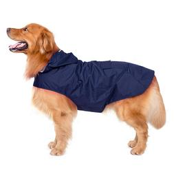 <font><b>4XL</b></font>/5XL/6XL Dog Raincoat Reflective Pet