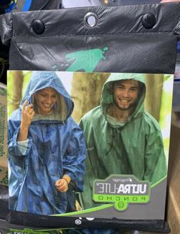Frogg Toggs FTP1714-01 Ultra-Lite2 Carbon Black OSFM Rain Po