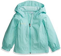 Columbia Big Girls' Switchback Rain Jacket, Pixie, S