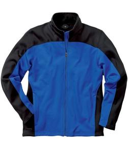 Charles River Men's Hexsport Bonded Jacket Royal / Black 3XL