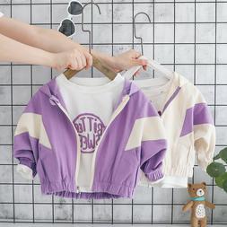 Infants Baby Girls Clothing Jackets Coats Kids Girl Child Ja