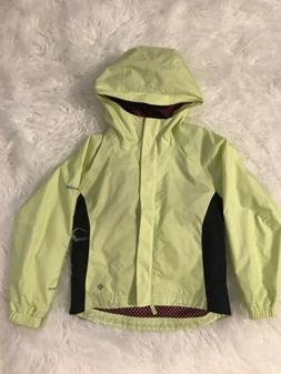 COLUMBIA Interchange CORE Girls Jacket Rain Coat, 2 Layers,