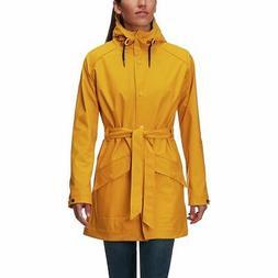 Helly Hansen Kirkwall Rain Coat - Women's Essential Yellow M