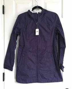 L.L. Bean  XL 18 Girls' Cloudburst Rain Coat / Jacket, NWT F