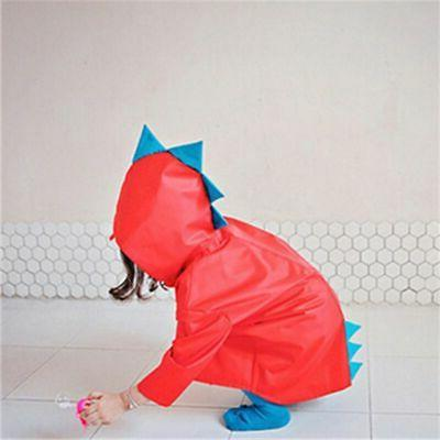 Coat Kids Waterproof Outdoor Rainwear