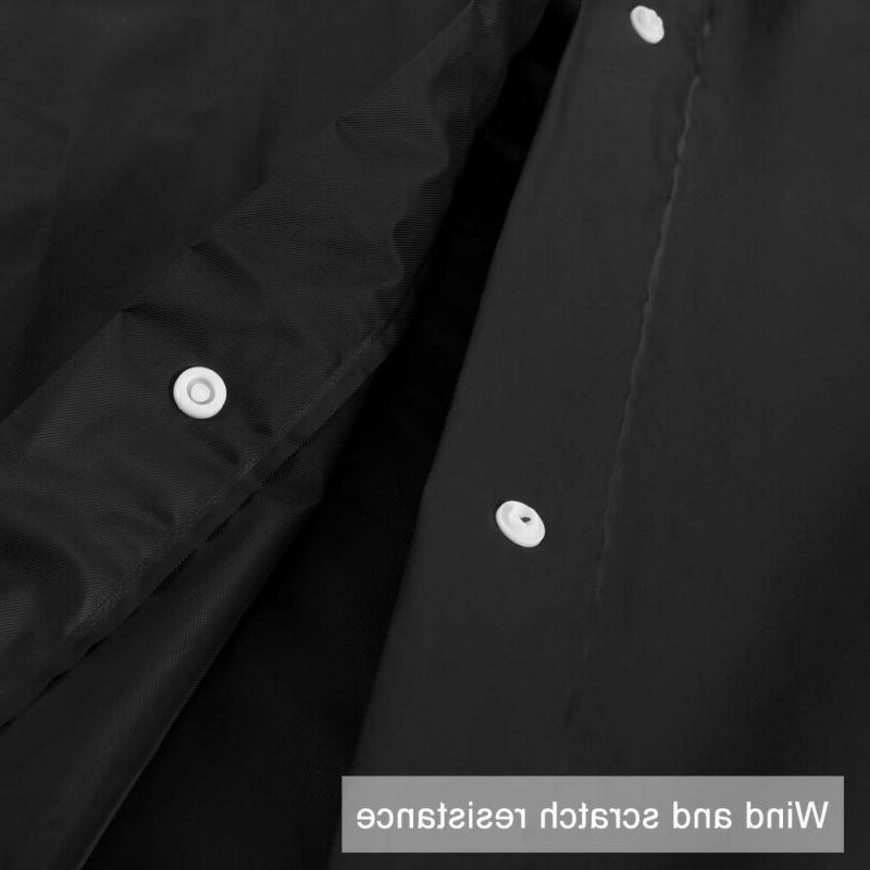 Waterproof Rain Coat Army NEW