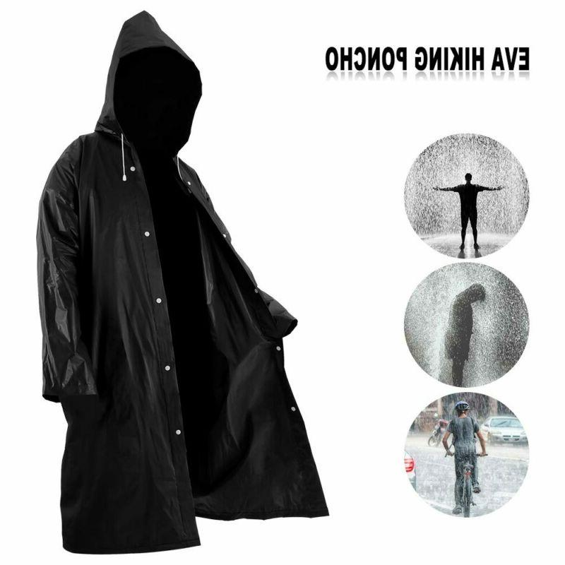 waterproof rain coat poncho army rain jacket