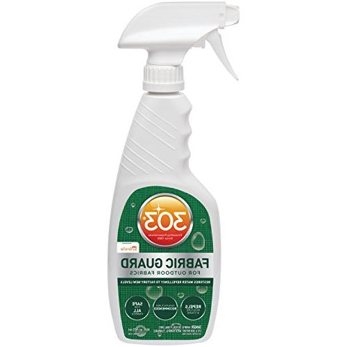 303 Products 30605 Fabric Guard Water Repellent, 16 oz