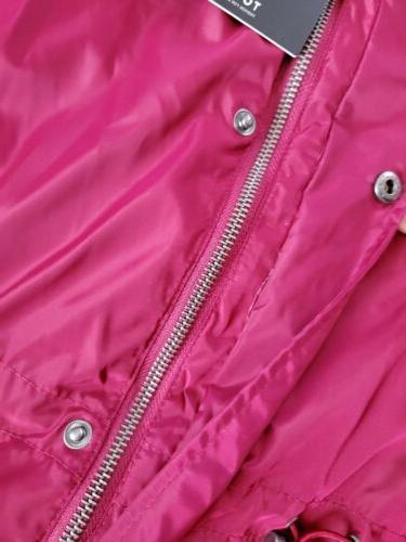 Torrid 3x Nwt Maroon Rain Jacket Coat Long Line Zipper
