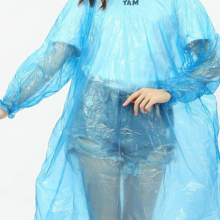 5x Adult Coat Poncho Hood