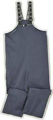 HELLY HANSEN 70529_590-L Rain Bibs, PVC/Polyester, Navy, L