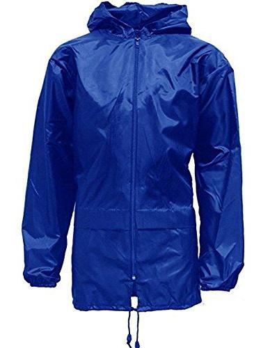 Adults Mens Womens Unisex Kagool Rain Jacket_JKT336_PlusSize