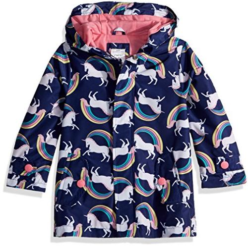 Carter's Toddler Girls' Her Favorite Rainslicker Rain Jacket
