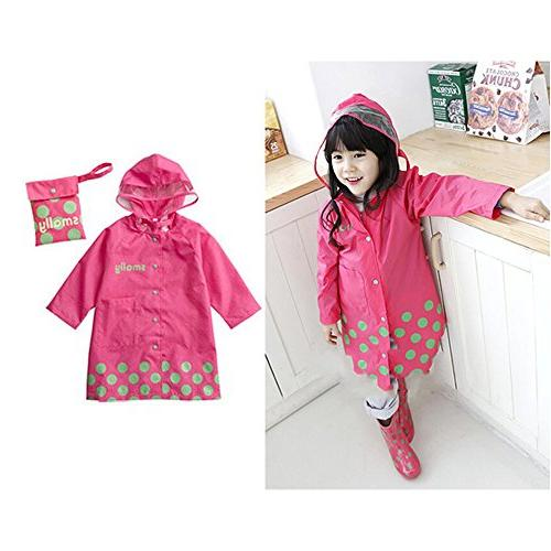 Cartoon Waterproof Children's Raincoat