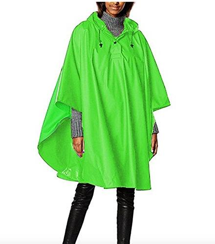 Charles River Apparel Unisex Adult Pacific Poncho One Size N