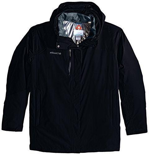 Columbia Men's Tall Lhotse II Interchange Jacket, 5X/Tall, B
