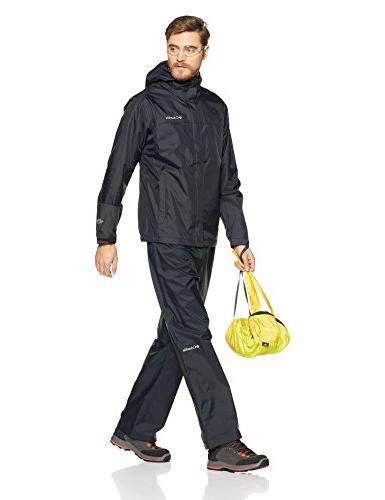 Columbia II Rain Jacket, Black,