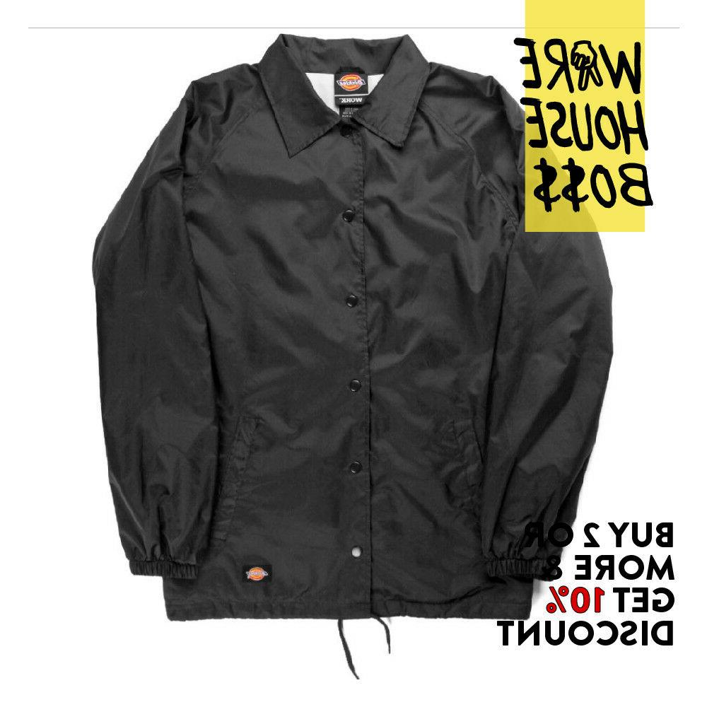 DICKIES 76242 FRONT WINDBREAKER FLEECE