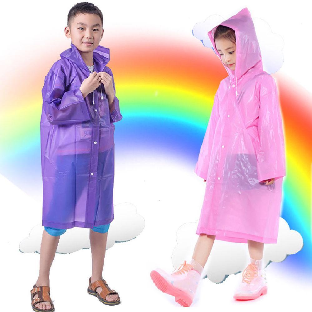 EP_ Kids Waterproof Outwear