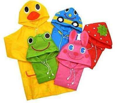 FAD Baby Kids Toddler Rain