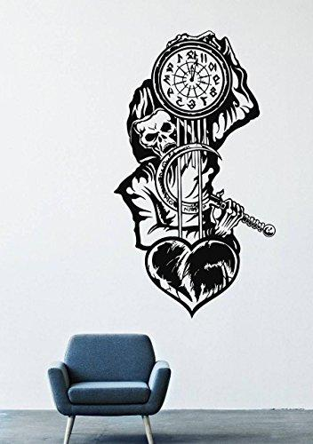 Halloween Wall Decals – Vinyl Halloween Stickers for Men K