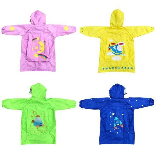 Kids Poncho Raincover