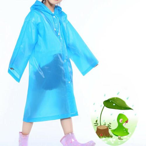 Kids Waterproof Raincoat