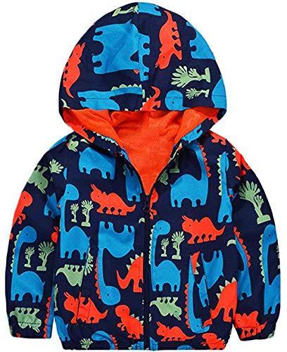 Little Hand children Raincoat Weatherproof Jackets Hoodie Di