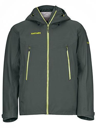 Marmot Red Star Men's Waterproof Rain Jacket