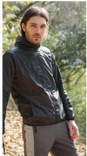 Men Waterproof Jacket Outdoor Lightweight Rain