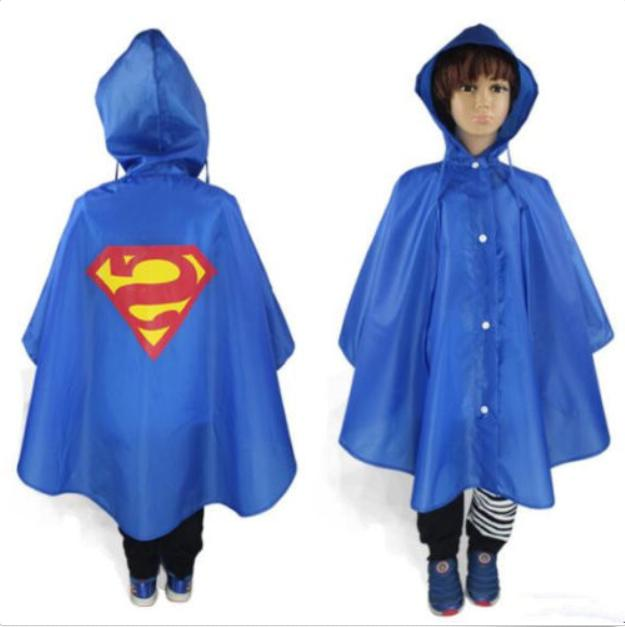 New Rain Poncho Rainwear