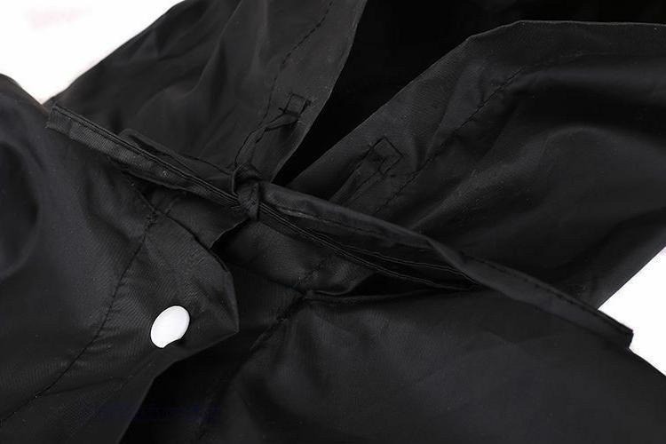 New Rain Poncho Rainwear Waterproof Rainsuit Halloween