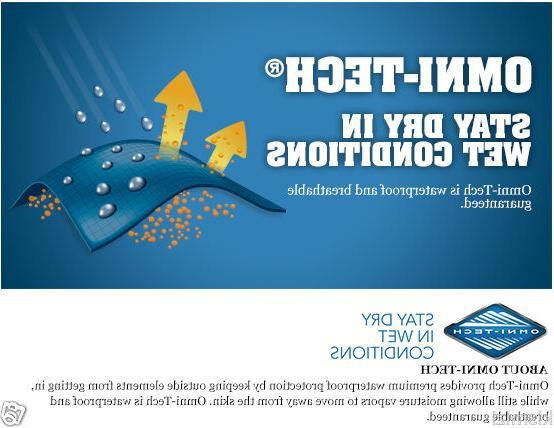 New Omni-Tech Waterproof Plus Size