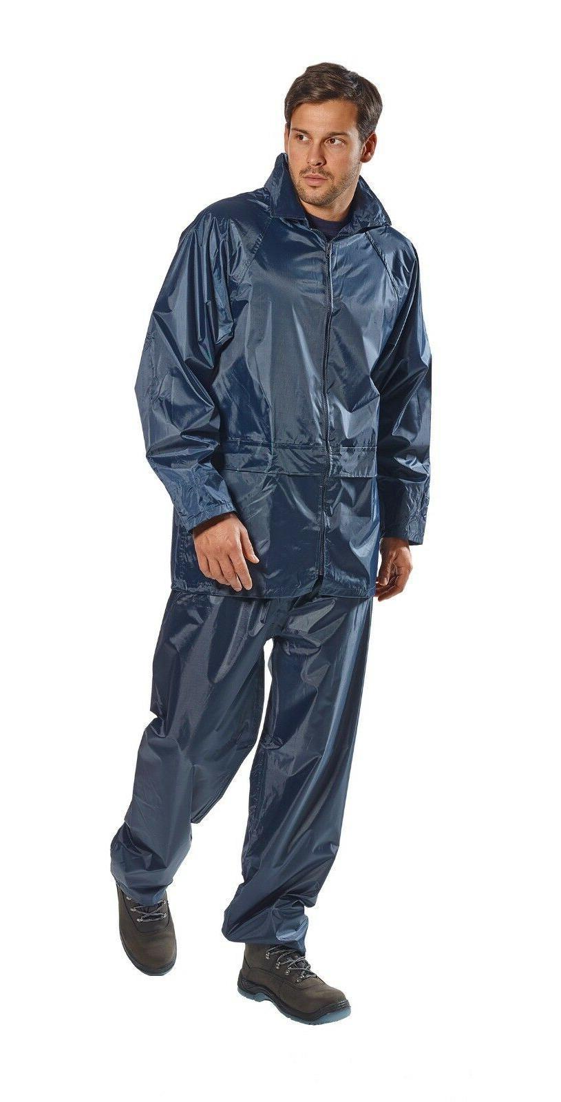 Portwest Classic Rain Jacket hood S-5XL