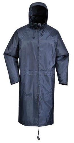 s438 classic adult long waterproof rain coat