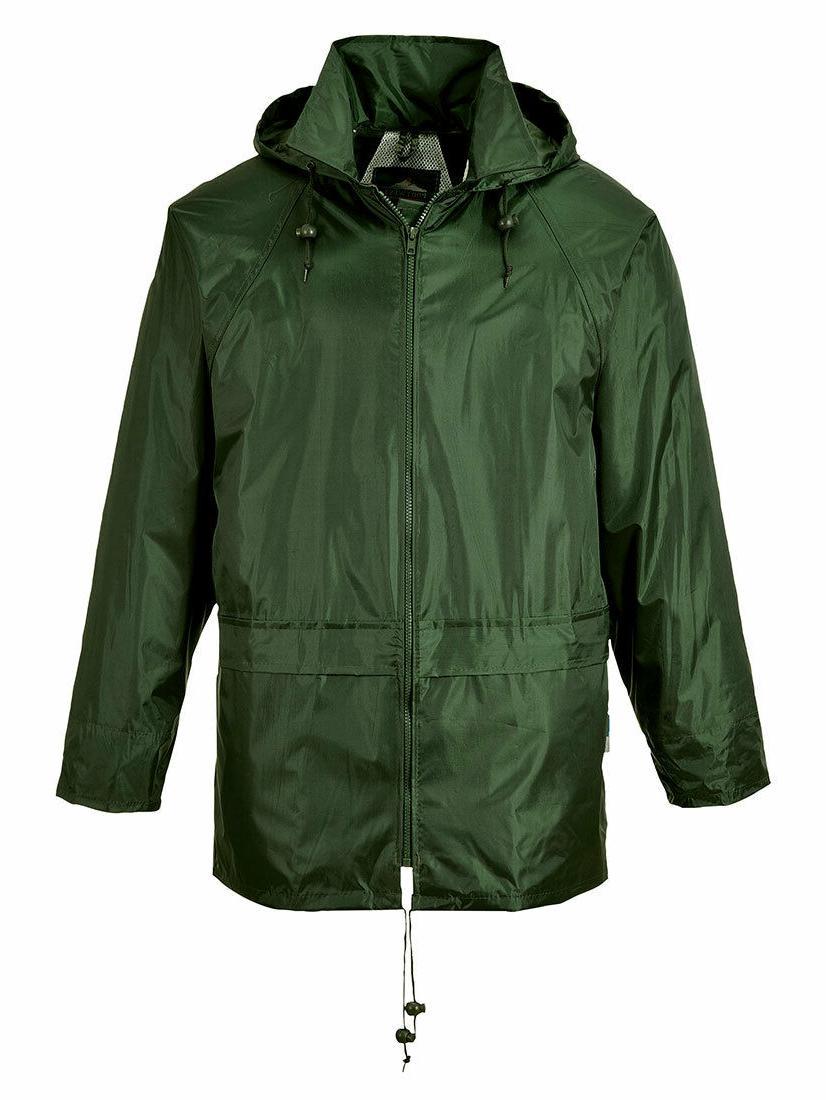 Portwest Jacket waterproof hood