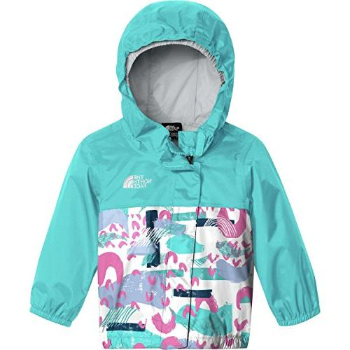beb077bb95dd The North Face Infant Tailout Rain Jacket Blue Curacao - 24M