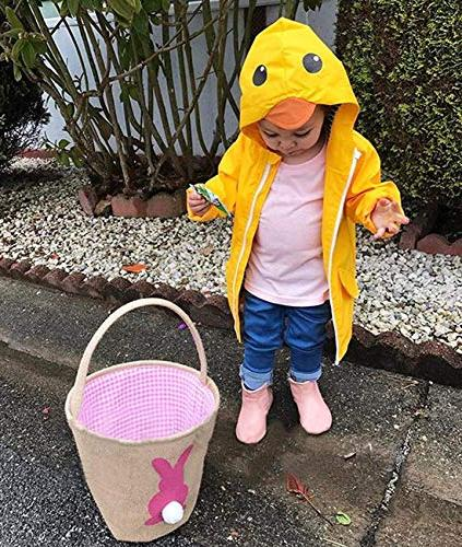 Toddler Baby Girl Duck Raincoat Cartoon Hoodie Outfit