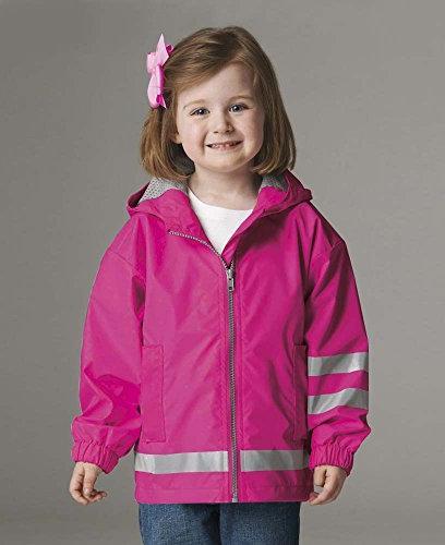 Toddler New Englander Waterproof Rain Jacket by Charles Rive