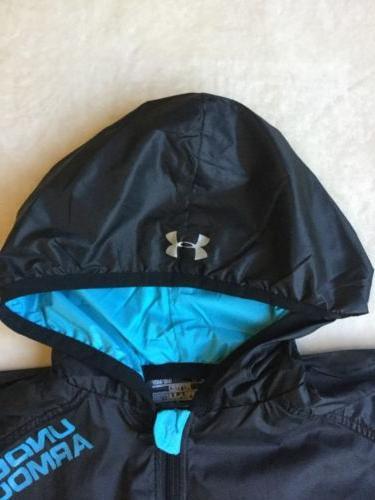 UNDER Jacket Gear Loose Lightweight Rain Coat
