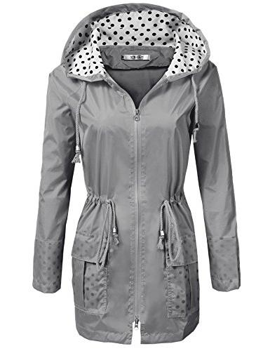 c9a69cc9db17c UNibelle Waterproof Lightweight Rain Jacket Active Outdoor Hooded
