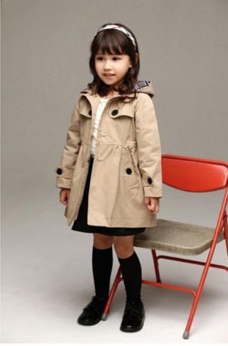 Long Trench Jacket Parka Fleece Clothing