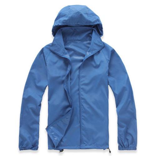 Waterproof Jacket Women Lightweight Rain Coat Oversized Outwear