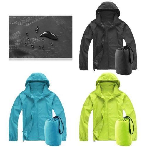 Waterproof Windproof Jackets Womens Coat