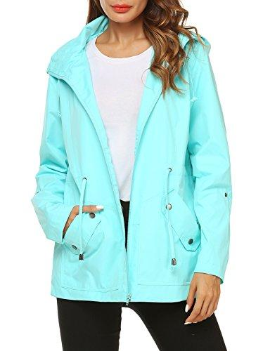 ZHENWEI Coat Women Camping Athletic Foldable Plus