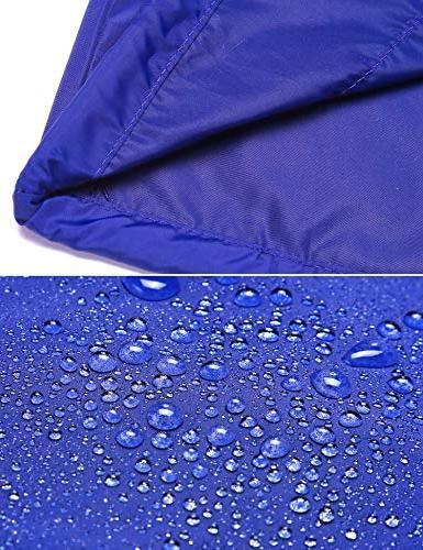 ZHENWEI Outdoor Hooded Packable L