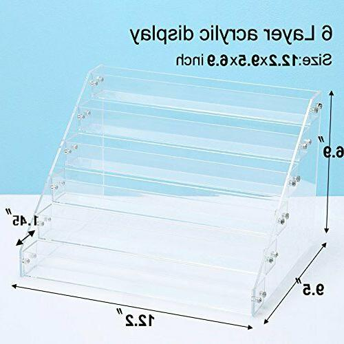 Sooyee 6 Nail Rack Display The Table Or D