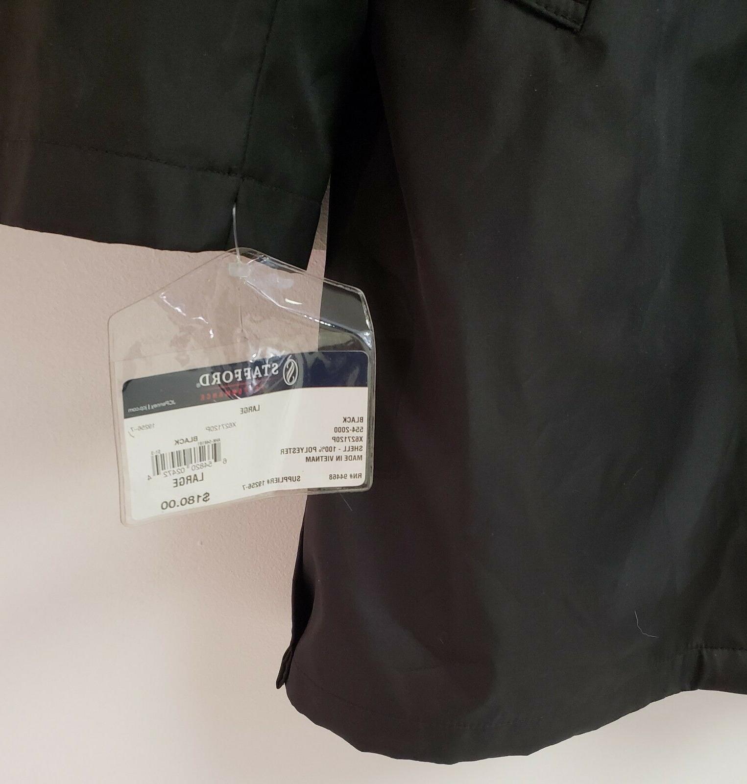 Stafford Weather Removable Liner Over-Coat Mens