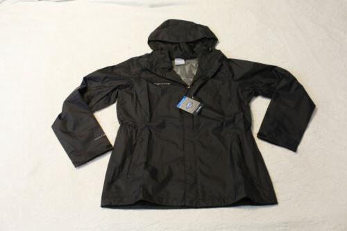 Columbia Women's Arcadia Jacket, Black, Large