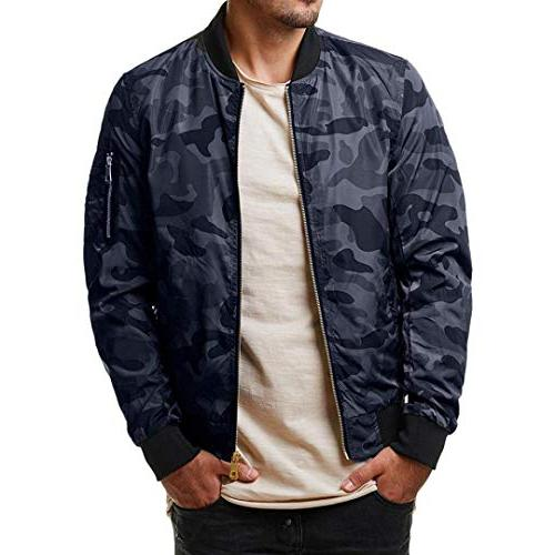 autumn winter jacket coat camouflage